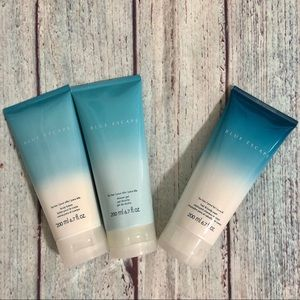 Lot/3 Avon Blue Escape for her and him